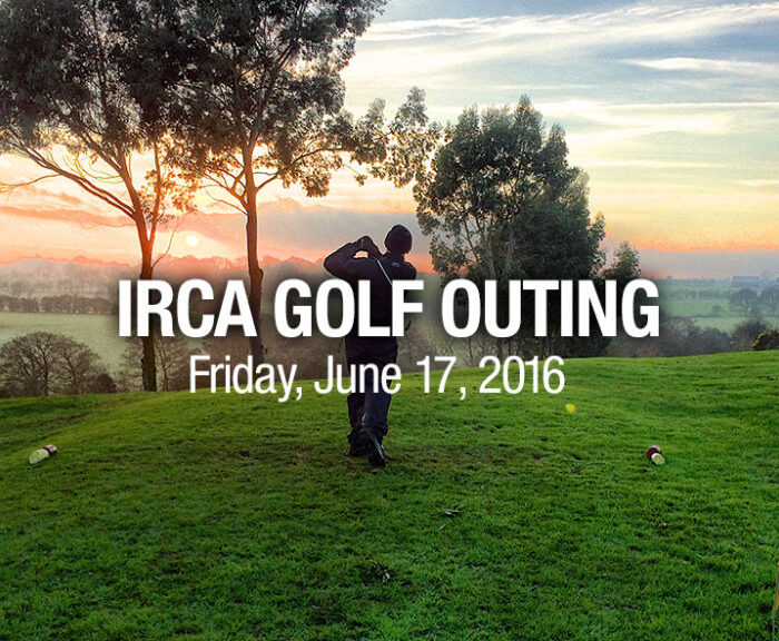 IRCA Golf Outing