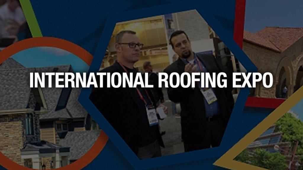 International Roofing Expo Iowa Roofing Contractors