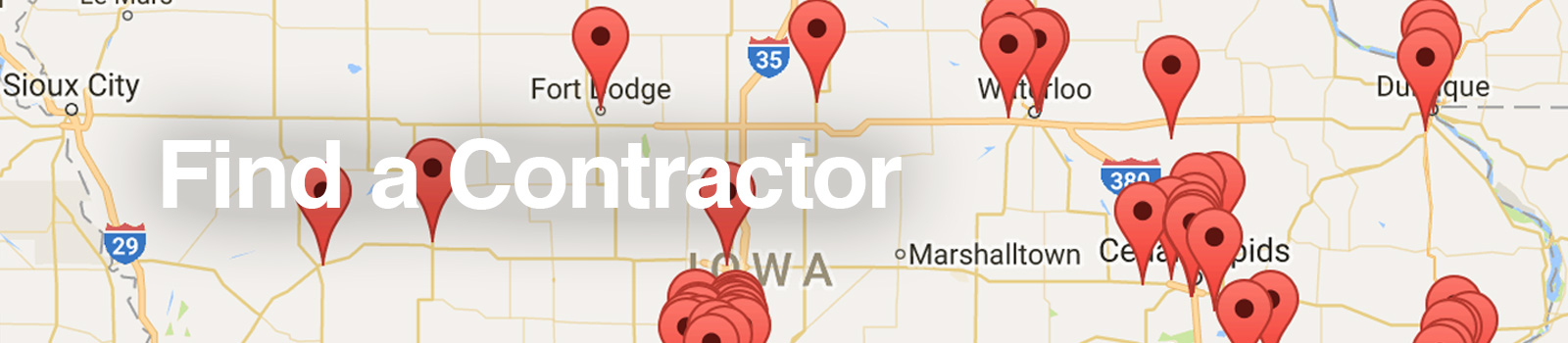 Find A Contractor Iowa Roofing Contractors Association